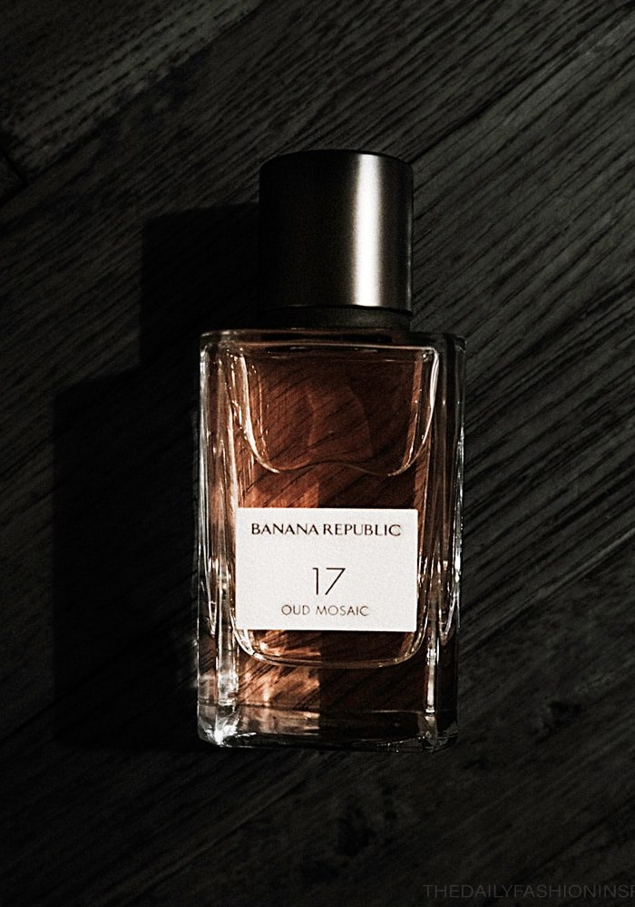 17 OUD MOSAIC PERFUME REVIEW (BANANA REPUBLIC ICON'S COLLECTION)