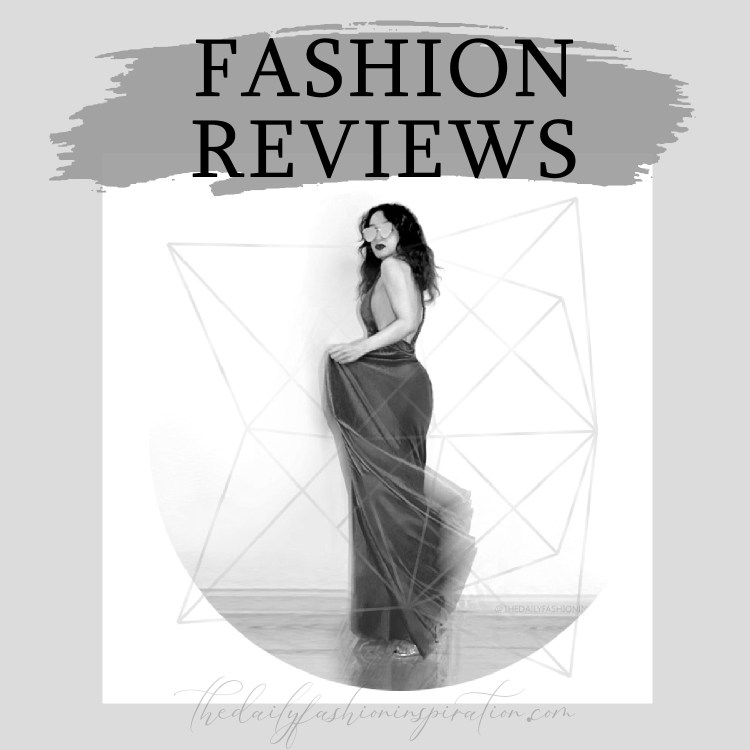 fashion reviews