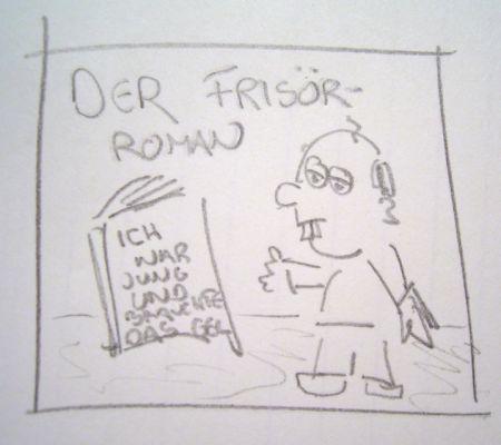 Der Frisör-Roman