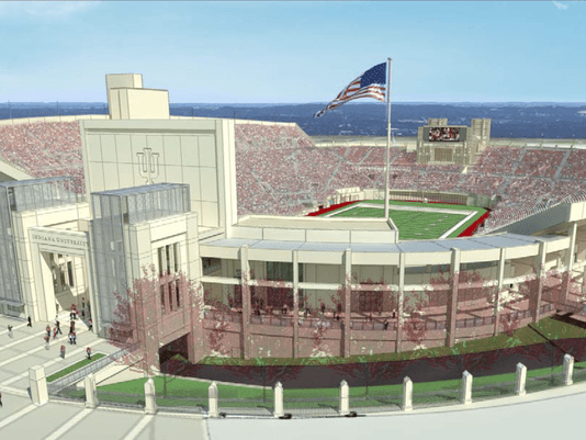 Iu Home Football Schedule 2020.Indiana Football Future Schedules The Daily Hoosier
