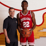 IU Basketball: Allure of Indiana Had Hoosiers in Pole Position with Jordan Geronimo
