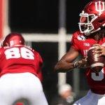 IU Football: Quarterback Michael Penix a Game Time Decision For Nebraska
