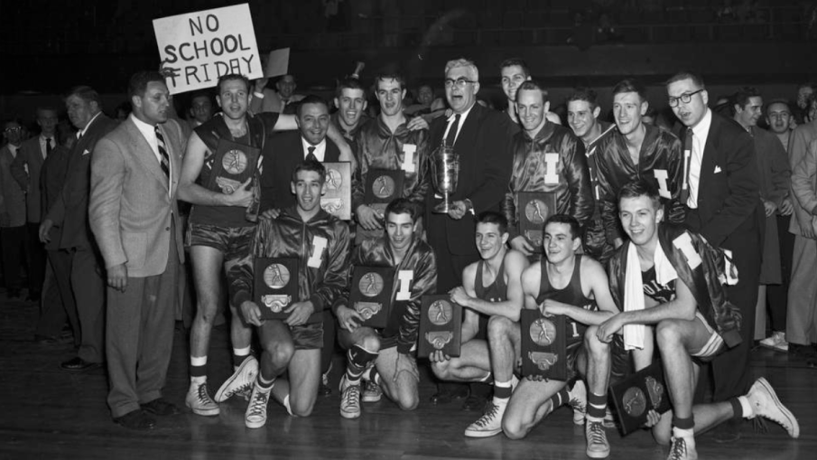 This Date in Hoosier History: Indiana Defeats Kansas for 1953 ...