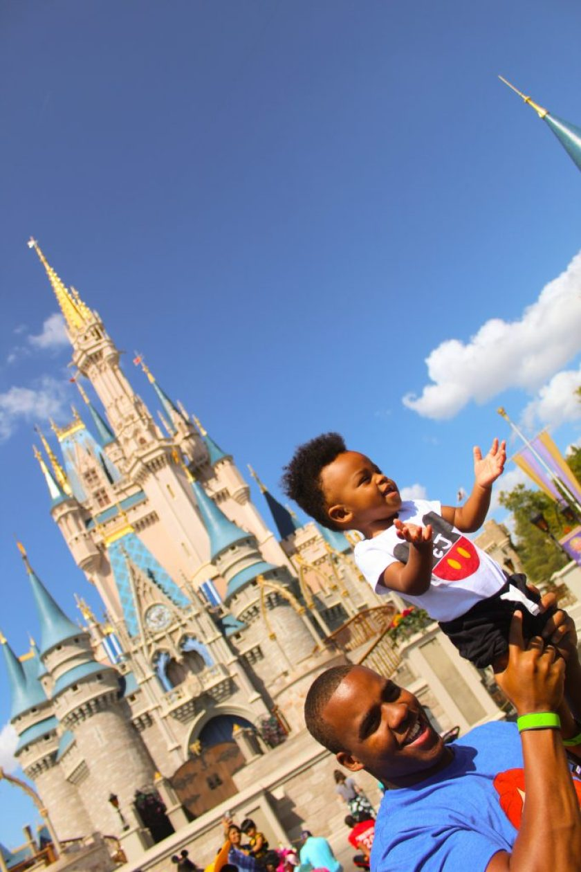 Disney World Vacation for Babies 10 reasons to take your baby to Disney world. Taking a baby on vacation could be a scary task but it doesn't have to be. Here are some reasons you should take your baby on vacation. Baby travel, Baby travel ideas, Disney world, Walt Disney world, Disney vacations, and first birthday party ideas.