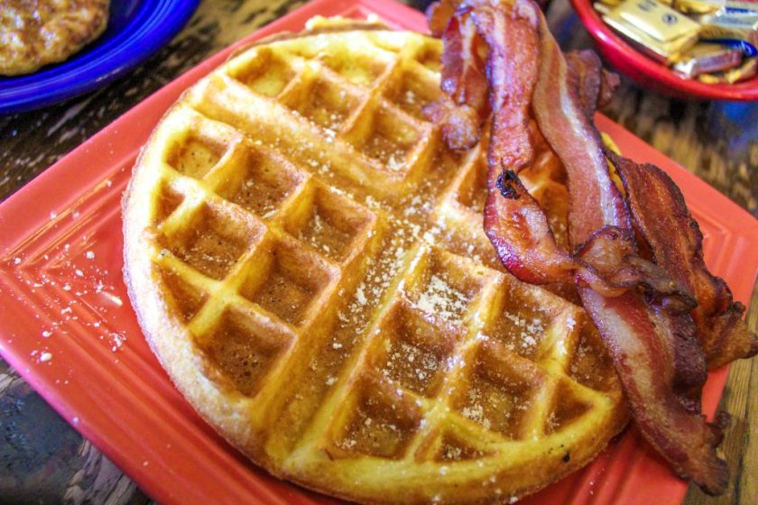 Eat and Stay in Springfield, Missouri: Gailey's Breakfast cafe'