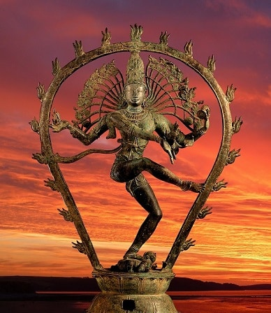 hindu dance meditation nataraja