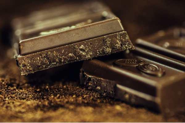 natural dark chocolate