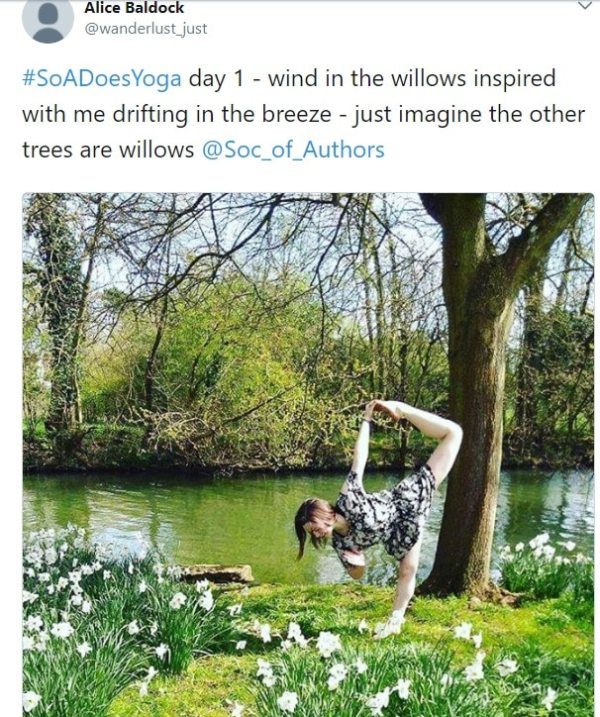 yoga wind in the willows