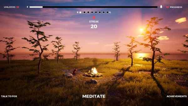 playne meditation game