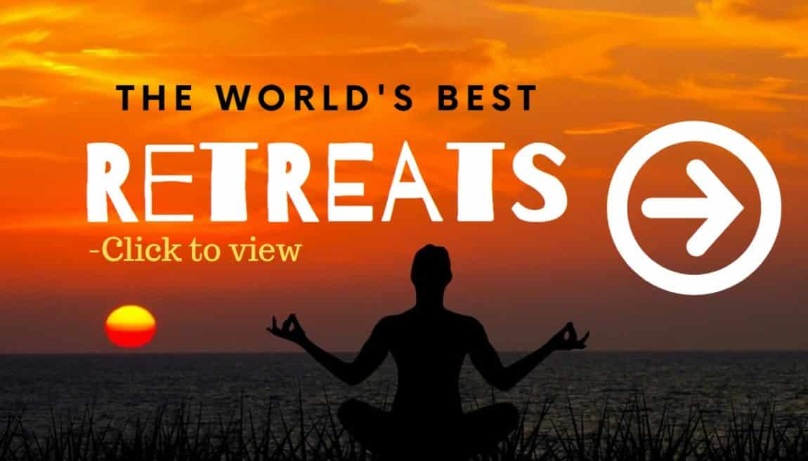 worlds best wellness retreats for yoga and meditation