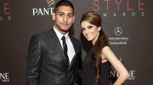 boxer amir khan brothers wedding