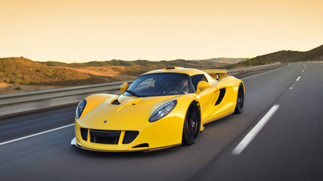 world's top 10 fastest cars
