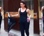 kareena kapoor losing her pregnancy weight