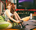 Alodia Gosiengfiao reall life babrie doll girl