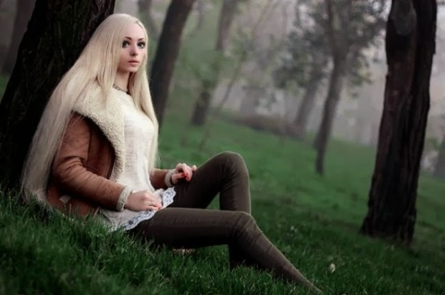 top 10 real life human barbie doll girls
