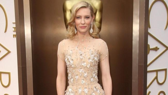 Cate Blanchett highest paid World actress 2018