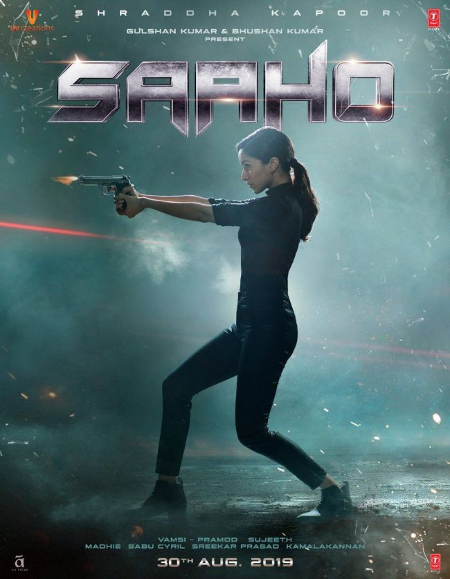 saaho 1st day box office collection