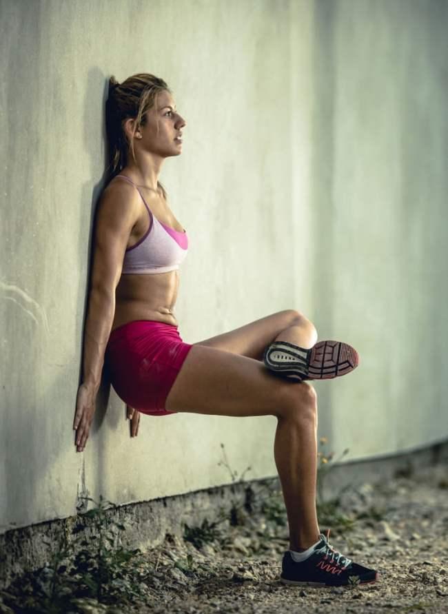 Wall Sit