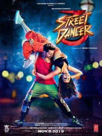 Street Dancer 3D Bollywood movie 2020