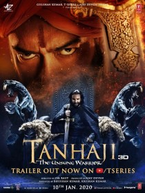 Tanhaji The Unsung Warrior Top 10 Indian Movies 2020