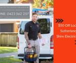 emergency electrician cronulla