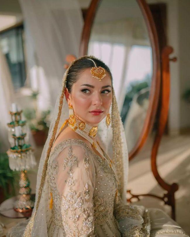 Hania Amir Bride