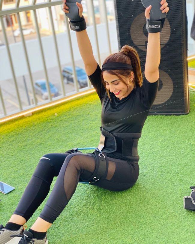 Ushna-Shah-Fitness-Goals