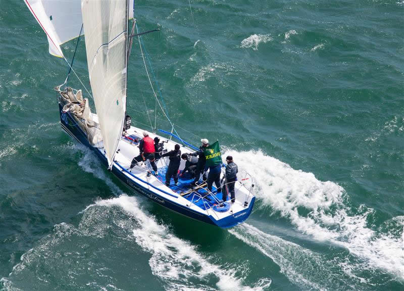 Rolex Big Boat Series Day Two Report The Daily Sail