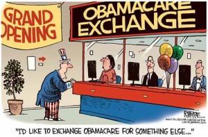 Obamacare-Exchange