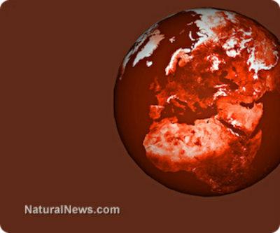 World-Earth-Red-Globe