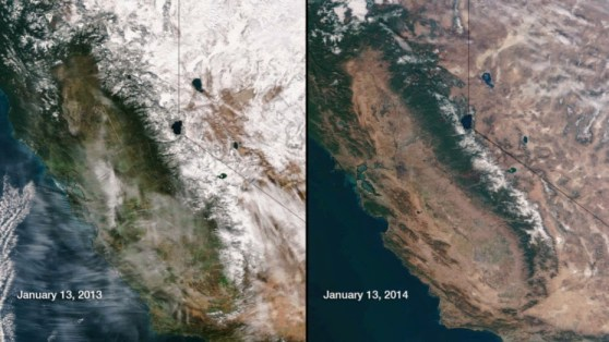 geoengineering in california