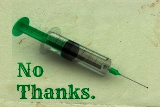 nothanksvaccine