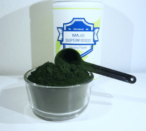 spirulina product