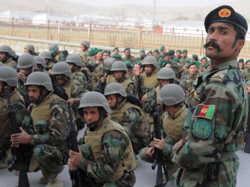afghan soldiers wikimedia