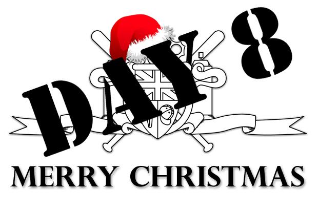 Crimbo Logo day8