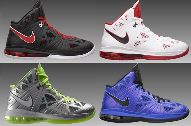 bbd1f20ad34eff Nike Air Max LeBron 8 PS