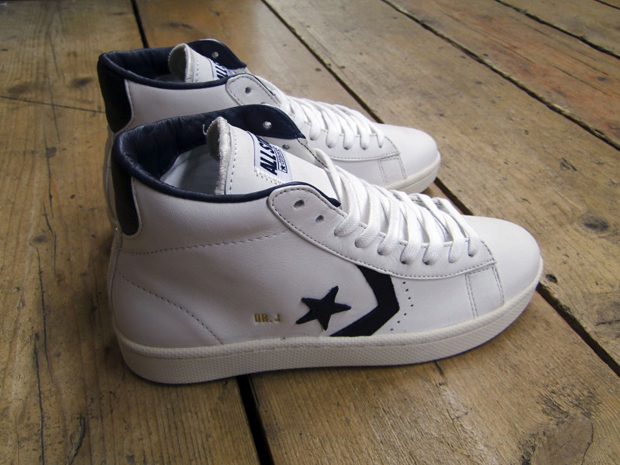 a8ad172ca948 Converse First String  Dr. J  Pro Leather