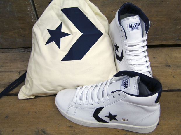 dr j converse sneakers