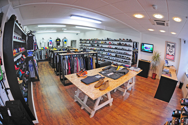 huge selection of 733f5 dfb03 Urban Industry Unveil New Store