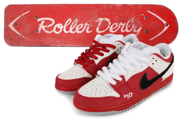 sports shoes ac3af e21bc Nike SB Dunk Low 'Roller Derby'