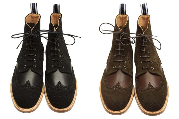 Oliver-Spencer-AW12-Brogue-Boot-01
