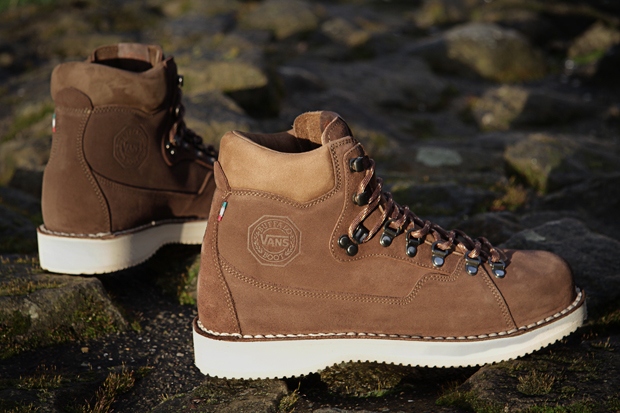 d41be77b58 Vans Vault x Diemme Buffalo Boot LX