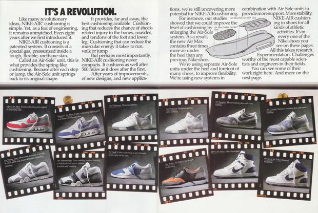 Original Nike Air 1987 Impressão A rua diária 02