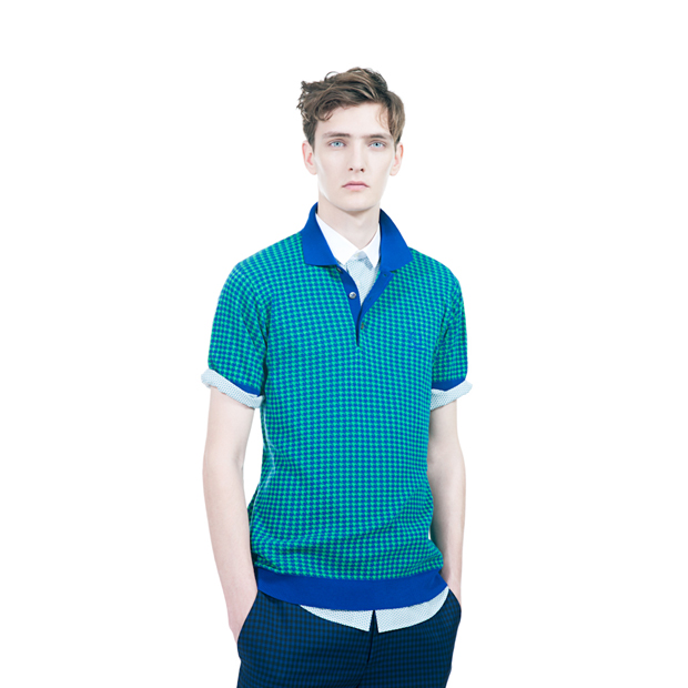 Raf Simmons Fred Perry Spring Summer 2013 Collection 04