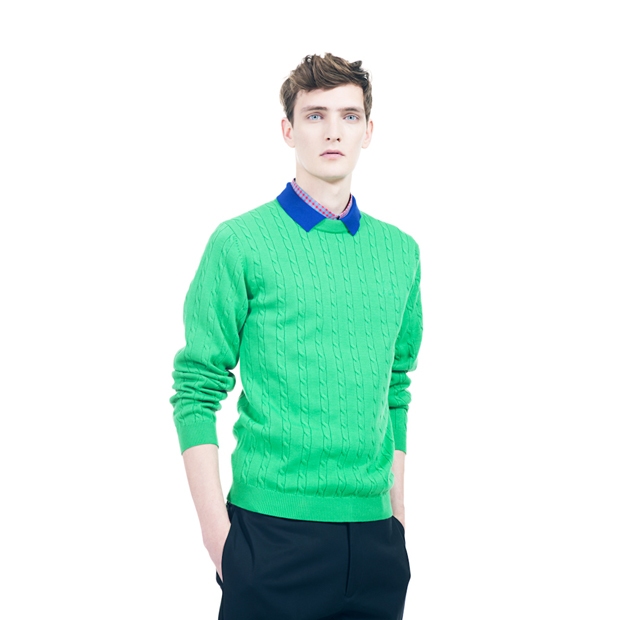 Raf Simmons Fred Perry Spring Summer 2013 Collection 11