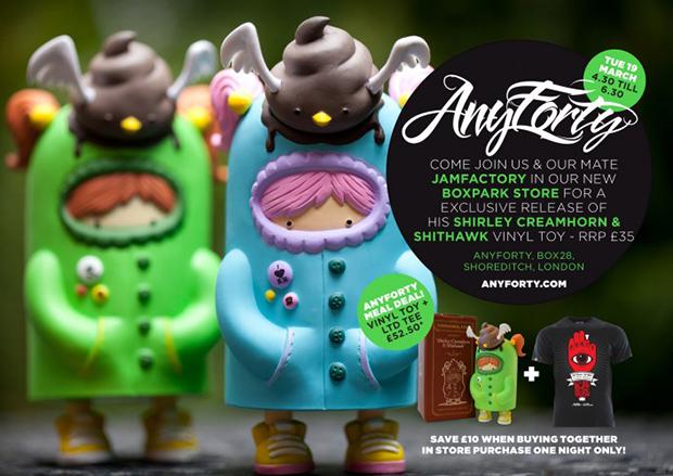 AnyForty-JamFactory-Shirley-Creamhorn-Shithawk-Launch-1