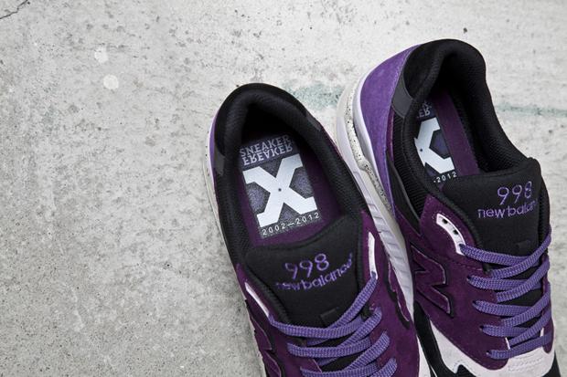 new photos b3fb2 c1aec Sneaker Freaker x New Balance 998 'Tassie Devil'