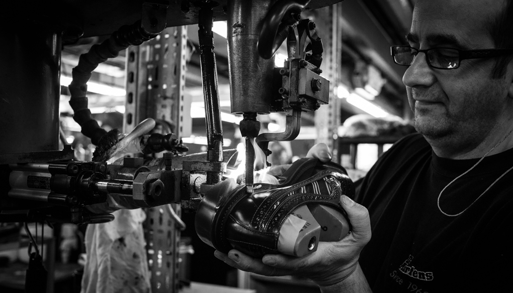 How Its Made Dr Martens Factory The Daily Street 08
