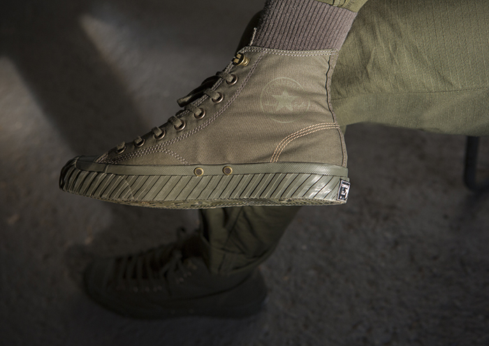 Nigel Cabourn for Converse Spring 2013 Capsule Collection 06