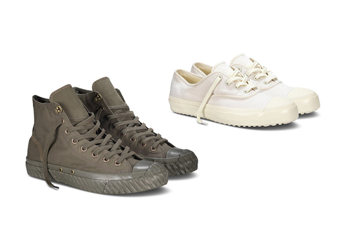 Nigel Cabourn for Converse Spring 2013 Capsule Collection 21